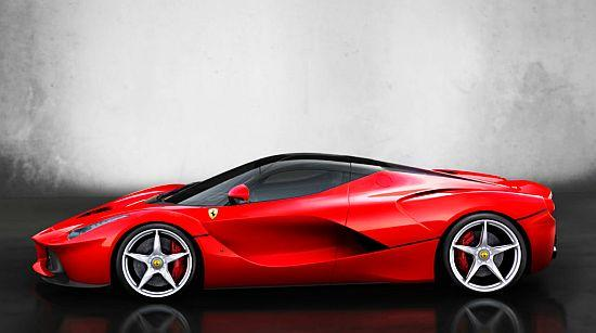 Ferrari's first-ever hybrid looks terrific: Ratan Tata