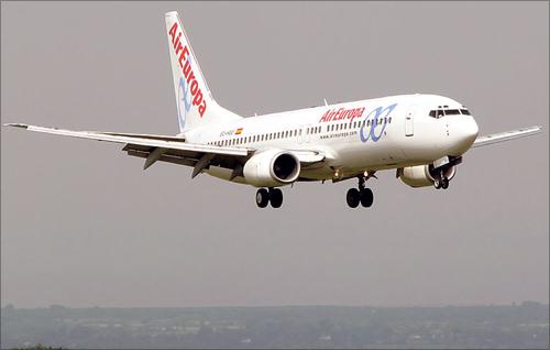 Air Europa.