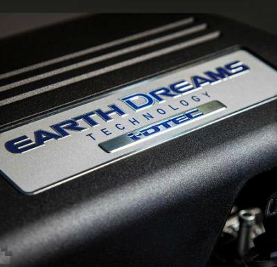 Honda Earth Dreams engine.