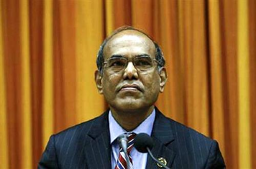 RBI Governor Duvvuri Subbarao. Interest rate hikes and slowdown in country's economy has affected sales.