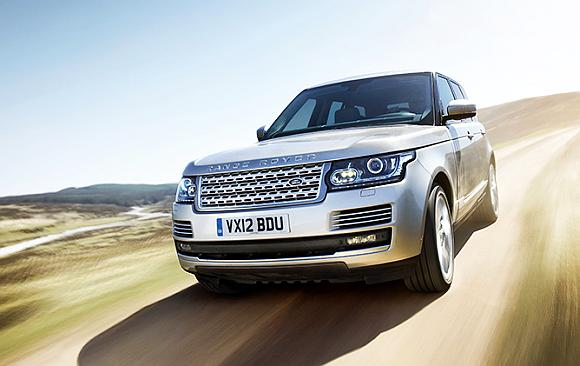 All-new Range Rover, Vogue SE.