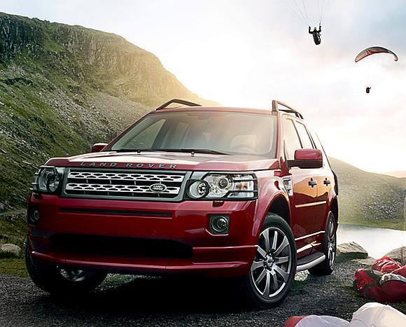 Range Rover Freelander 2.