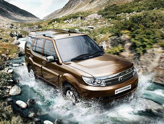 hat's something Tata Motors' utility vehicles such as Aria and