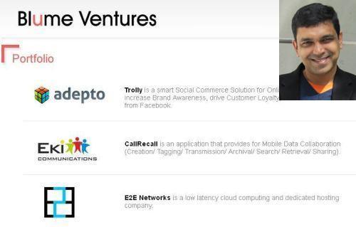 Blume Ventures managing partner Karthik Reddy.