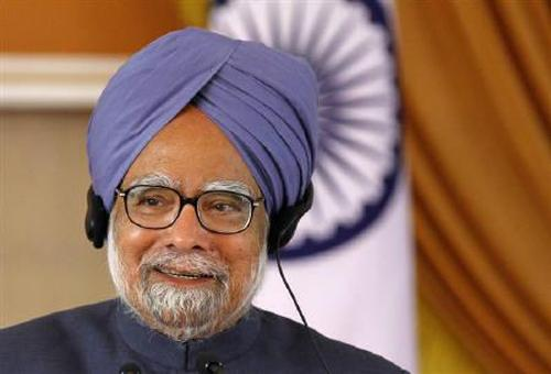Prime minister Manmohan Singh suggested that corporations should curtail the huge sums paid their executives.