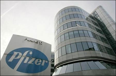 India undermining intellectual property: Pfizer