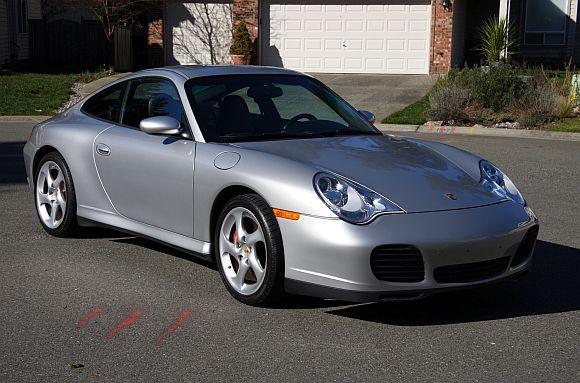 2002 996 Carrera 4S.