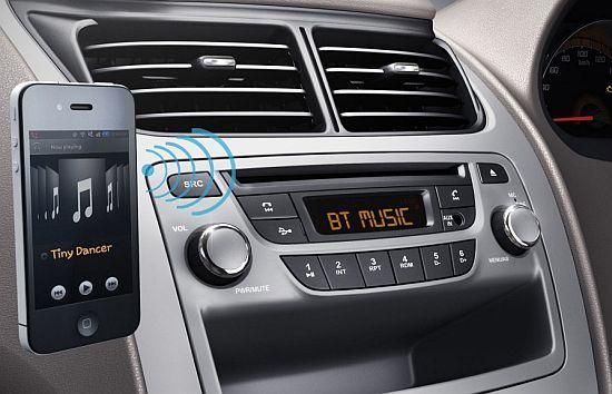Sail Sedan Interior Interior of Chevrolet Sail