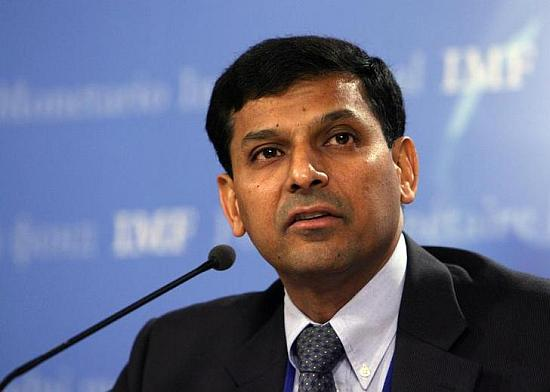 India's Chief Economic Adviser Raghuram Rajan.