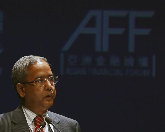 Sebi Chairman Upendra Kumar Sinha.