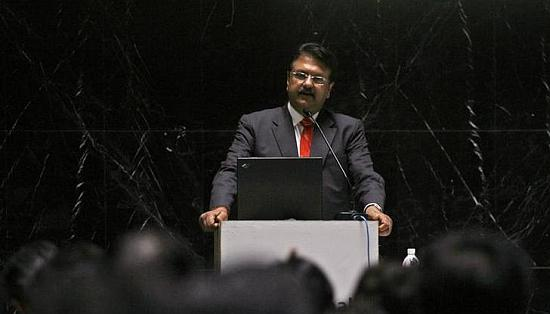 Ajay Piramal, chairman of Piramal group. He sold Piramal Healthcare Solutions to Abbott Laboratories for $3.72 billion.