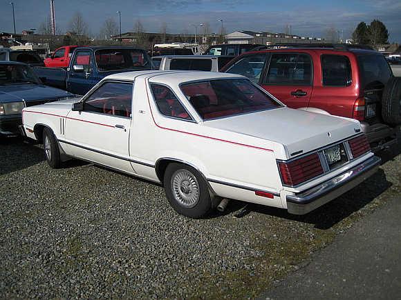 1978 Mercury Zephyr.