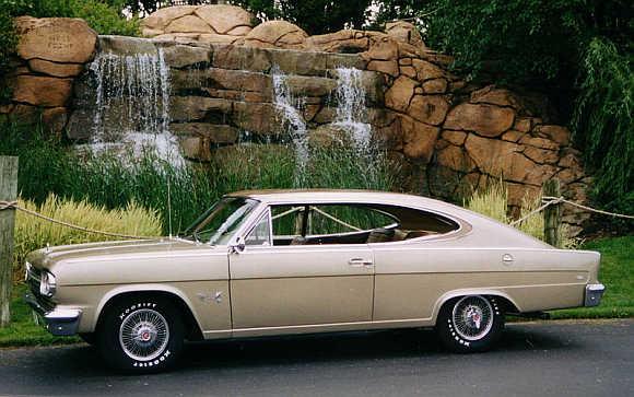 1965 AMC Marlin.