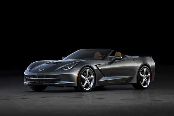 2014 C7 Corvette Stingray Convertible.
