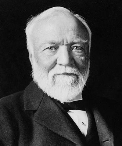 Andrew Carnegie, who sold his factories to J P Morgan in 1901 for $480 million (now $7 billion) and decided to give it all away so that he could die poor.