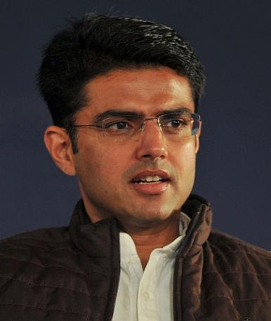 Corporate Affairs Minister Sachin Pilot.