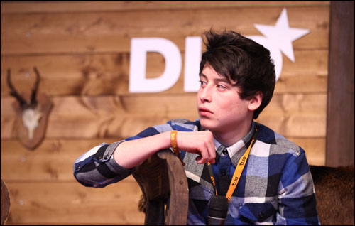 Nick D'Aloisio, who developed Summly app for iPhone.