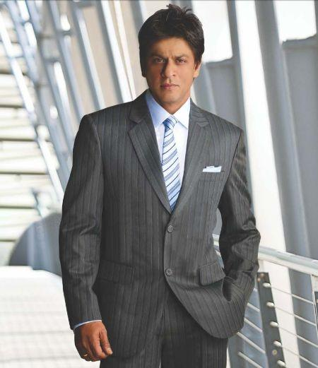 Belmonte brand ambassador Shahrukh Khan.