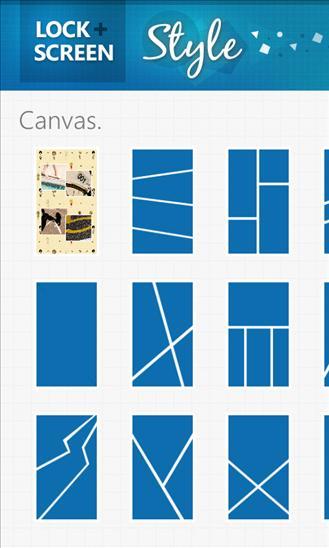Screenshot of [+]Lockscreen Style.