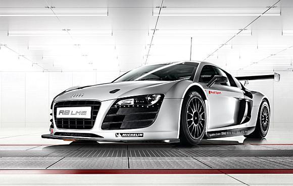 Audi R8 LMS.