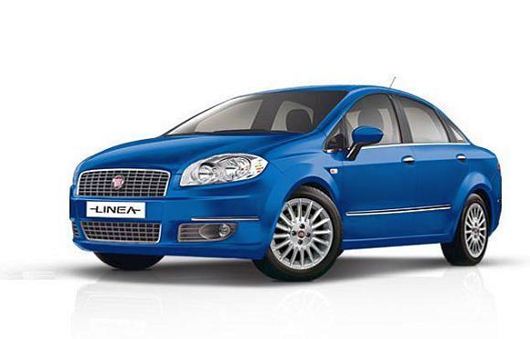 Fiat Linea.