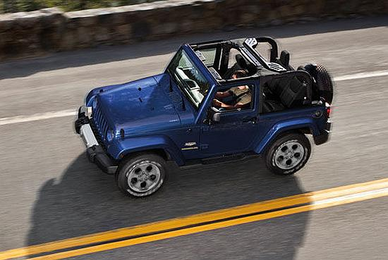 Jeep Wrangler. In India, Fiat plans to launch a new mini-SUV Jeep in 2015.