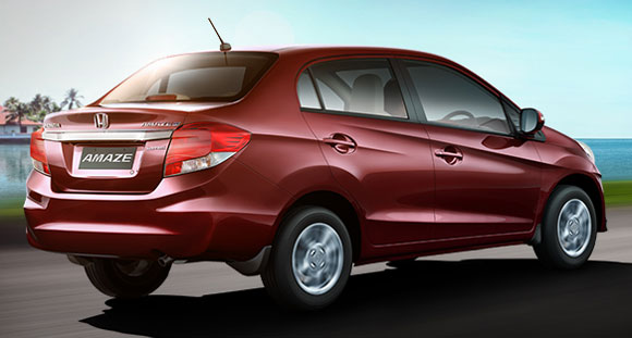 Honda outshines Maruti with Amaze bookings