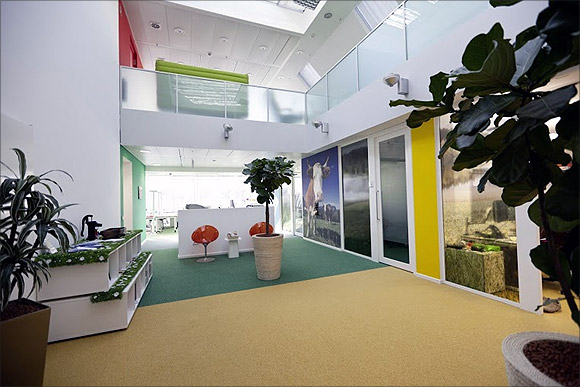 Visit Google's amazing Munich office