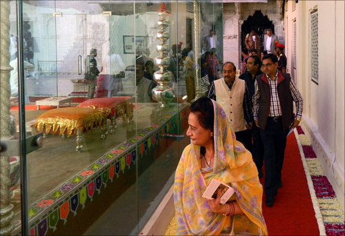 World's first silver museum opens in Udaipur