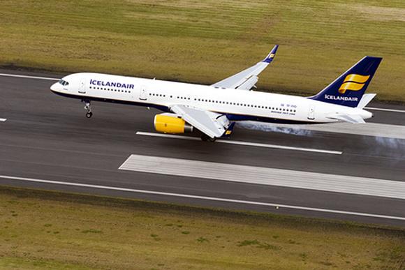 Iceland Air.