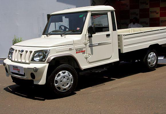 Mahindra Launches Bolero Maxi Truck Plus At Rs 4 43 Lakh