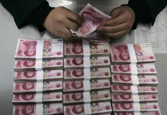 The rupee has appreciated against the yuan by about 25 per cent.