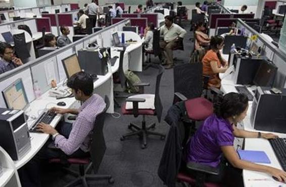 India's software exports, too, are meeting with concerted international competition.
