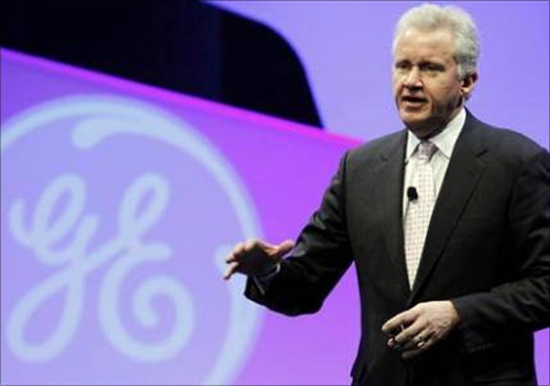 Jeff Immelt, Chairman, General Electric.