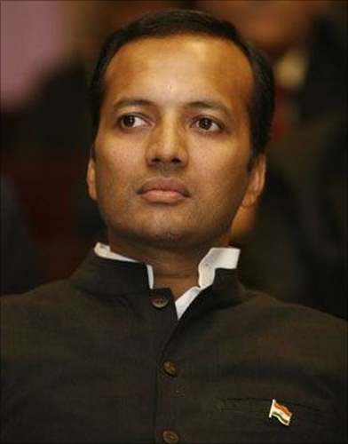 Naveen Jindal.