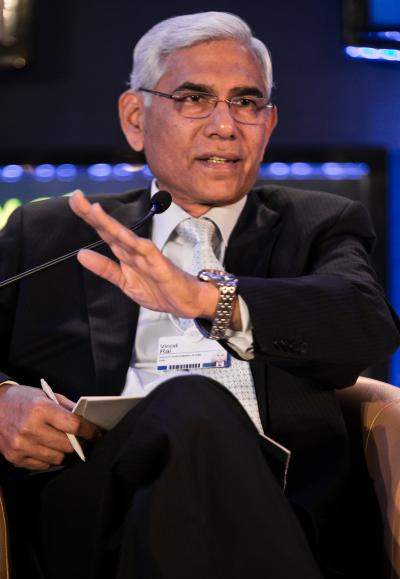Comptroller and Auditor General of India Vinod Rai.