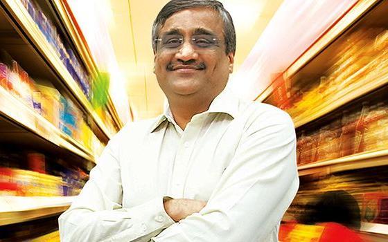 Kishore Biyani.