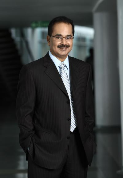 Dr Reddy's Laboratories chairman GV Prasad.