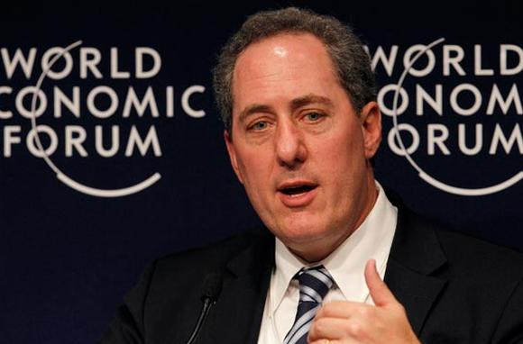 Michael Froman, a key aide of President Obama.