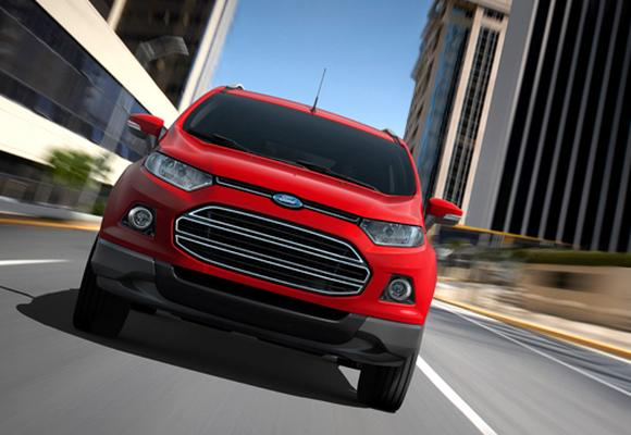 All you want to know about Ford EcoSport