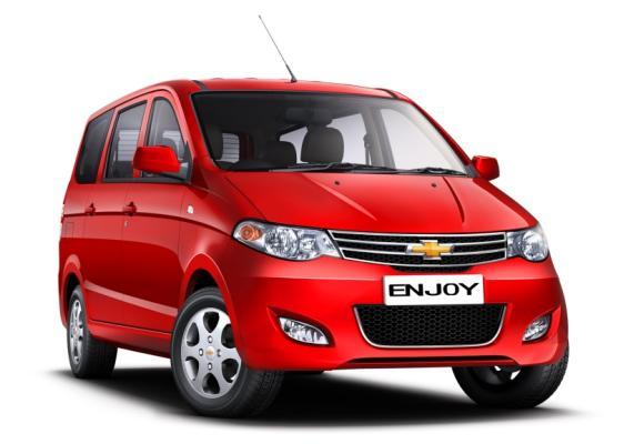 Chevrolet's Enjoy to take on Maruti's Ertiga