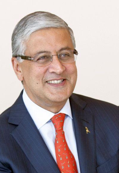 Diageo CEO Ivan Menezes.