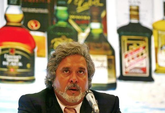UB group chairman Vijay Mallya sold his stake in United Spirits to Diageo.