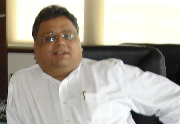 The four big stock bets of Rakesh Jhunjhunwala