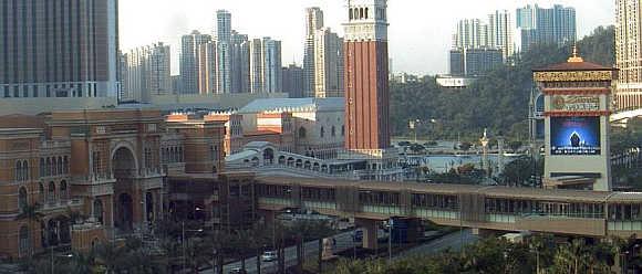 Sheraton Macao.
