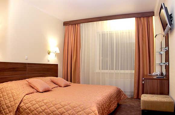 Izmailovo Hotel.