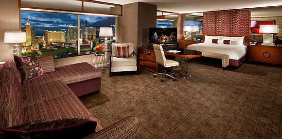 MGM Grand Las Vegas.