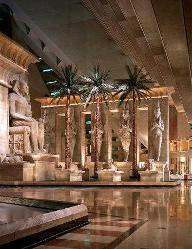 Luxor Las Vegas.