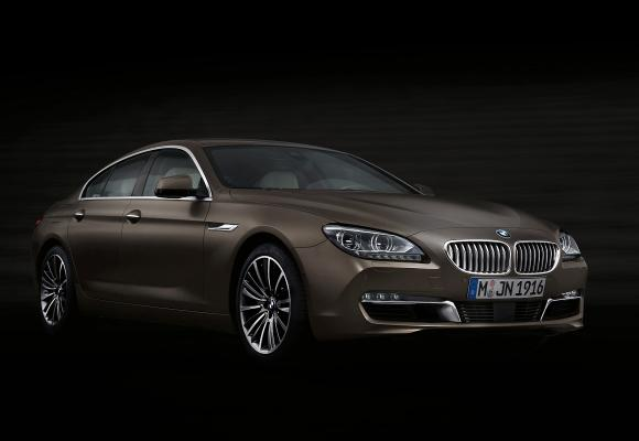 BMW 6 Series Gran Coupe redefines luxury