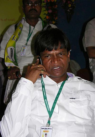 Jharkhand state legislator Dhulu Mahto.